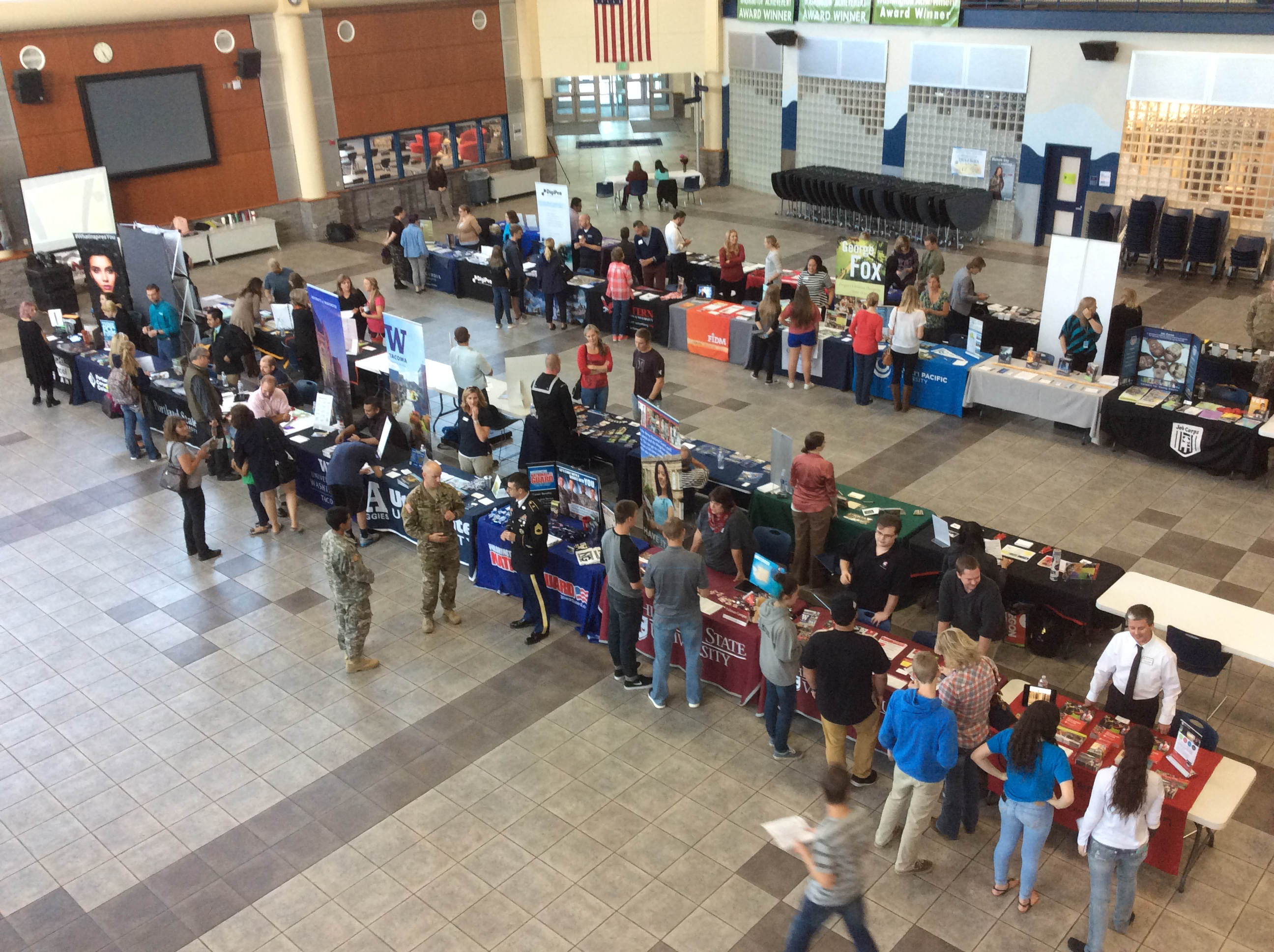 HHS career fair