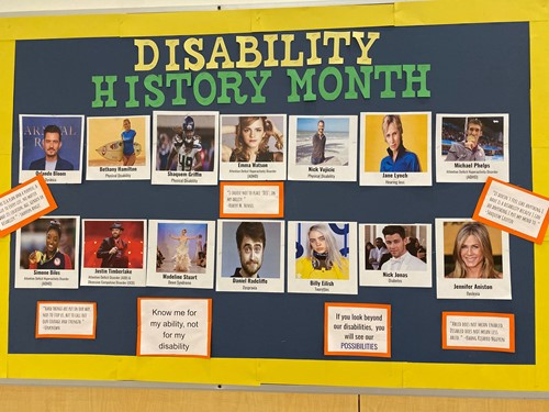 disability board