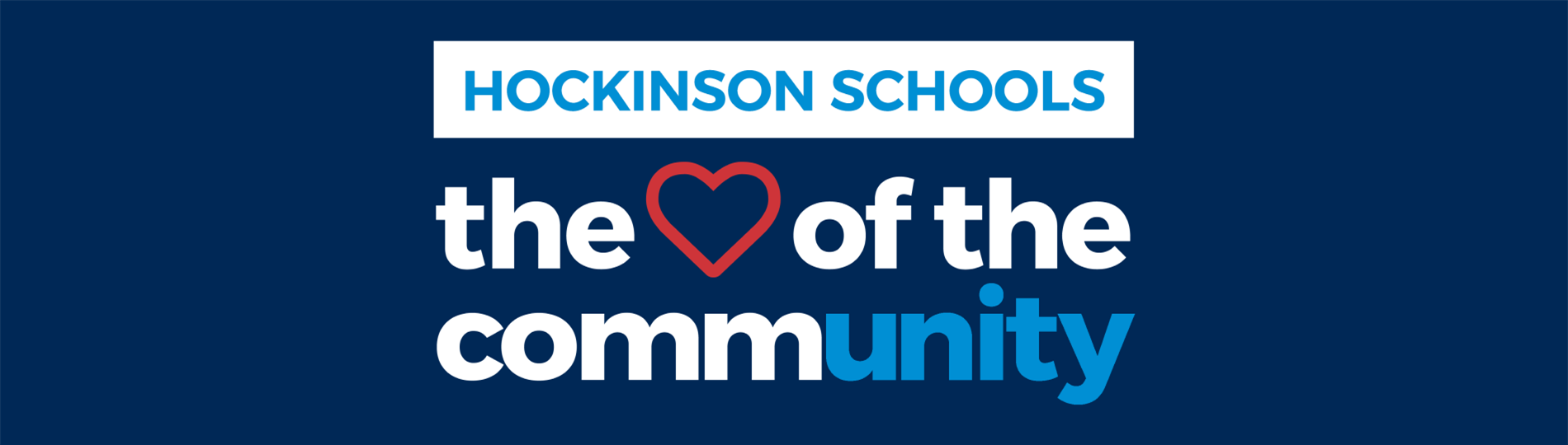 Hockinson Schools are the Heart of the Community